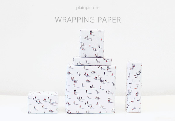 plainpicture wrapping paper